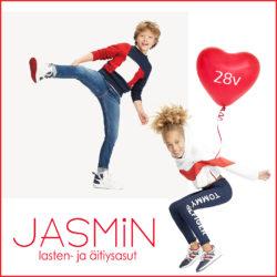 Hyppää mukaan juhlimaan Jasminin 28v synttäreitä ke-su…