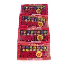 (Karkkipäivä) Chupa chups 8 kpl tikkari + magneetti 1,00€ (norm 4,90€)…