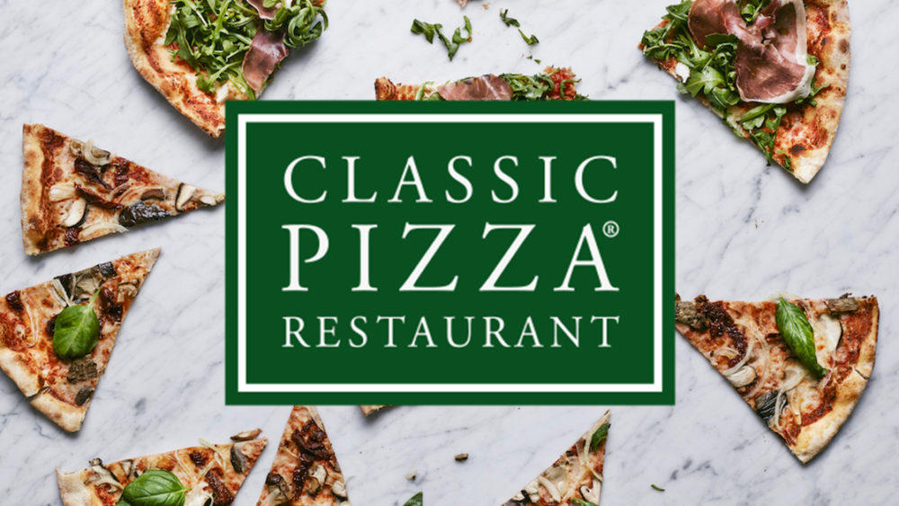 Classic Pizza logo