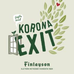 (Finlayson) Tervetuloa turvallisille ostoksille Finlaysonille! 10 € alennus…