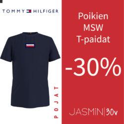 (Jasmin lasten- ja äitiysasut) Tommy Hilfiger MSW t-paidat -30% Jasminin…
