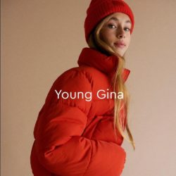 (Gina Tricot) Saatavilla Valkean Gina Tricot'lla Young Gina -mallisto Koot…