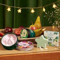 (The Body Shop) Joulun 2021 kausisarjojen irtotuotteet osta 3, maksa 2 Voimassa…